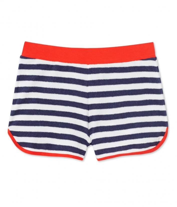 Махровые женские шорты Petit Bateau купить в Киеве и Украине a735b1c9c45df